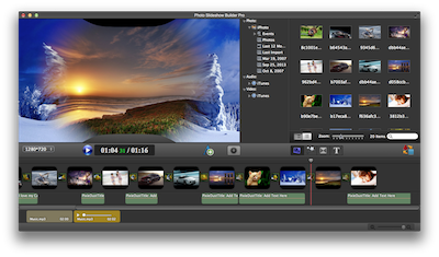 Photo Slideshow Builder Pro | Chaoyueme Soft